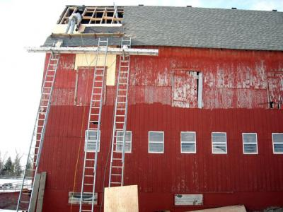 Barn Roof Repair And Installations In Georgia