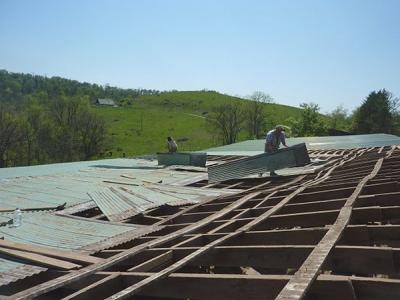 Barn Roof Repair And Installations In Missouri